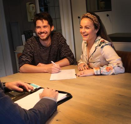 EV Wonen hypotheek advies