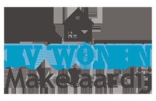 EV Wonen Makelaardij Logo
